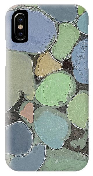 IPhone Case featuring the digital art Fairy Pool by Gina Harrison