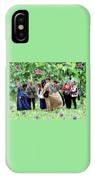 Fairy Queue IPhone Case