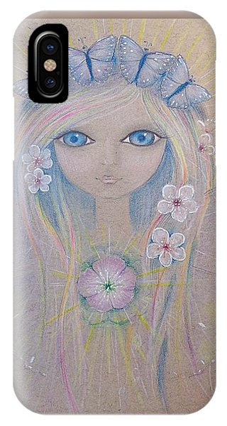 Fairy Song  IPhone Case