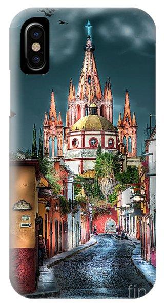 Fairy Tale Street IPhone Case
