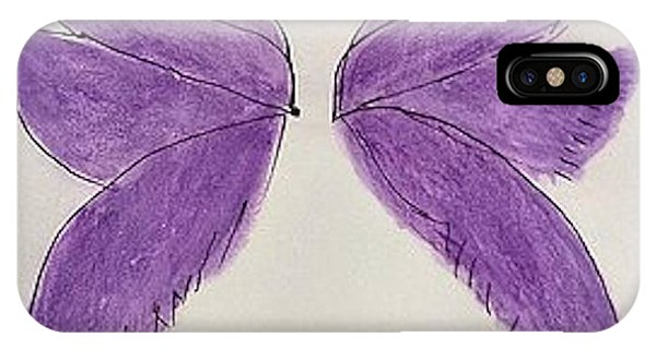 Fairy Wings For Sale IPhone Case