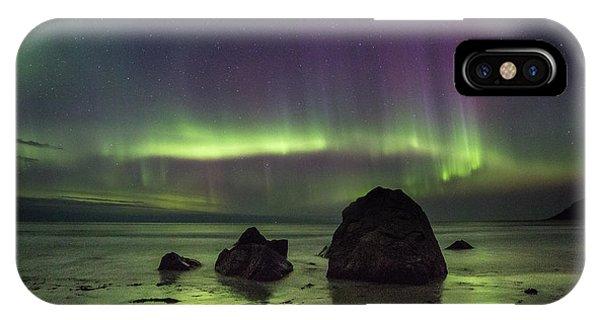 Fairytale Beach IPhone Case