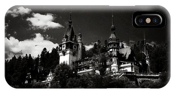 Fairytale Castle Phone Case by Gabriela Insuratelu