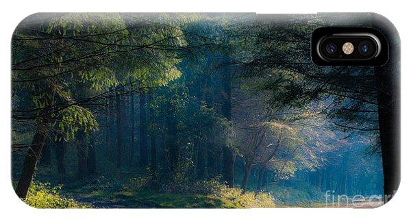 Fairytale Woods IPhone Case
