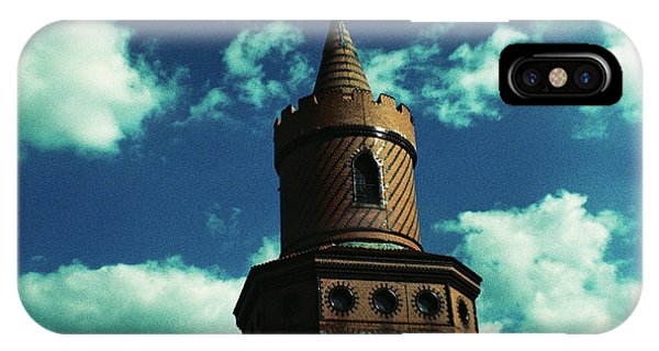 Fake German Castle Or Oberbaumbruecke IPhone Case