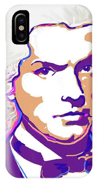 iPhone Case - Falco by Johannes Margreiter