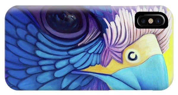 Falcon Medicine IPhone Case