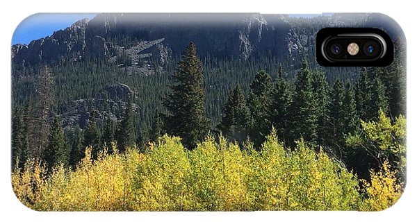 Landscapes iPhone Case - Fall At Twin Sisters by Kristen Anna