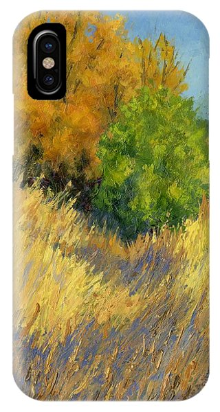 Fall Begins IPhone Case