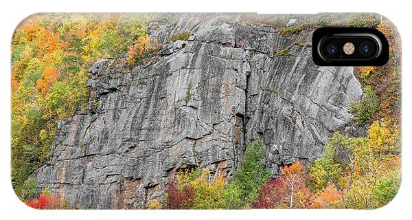 Fall Climbing IPhone Case