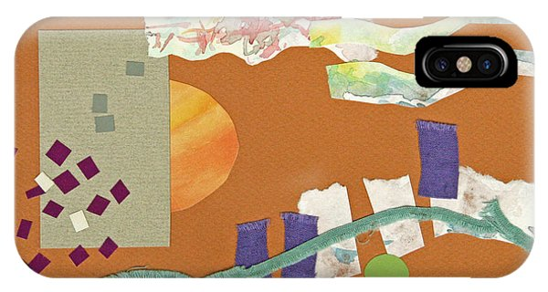 Fall Clouds Phone Case by Eileen Hale