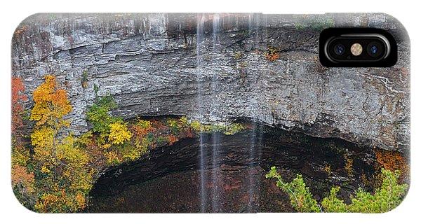 Fall Creek Falls 265 Feet IPhone Case