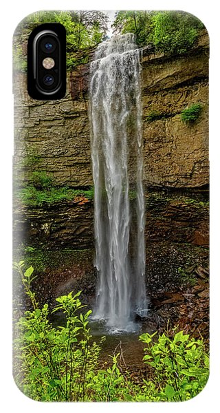 IPhone Case featuring the photograph Fall Creek Falls by Christopher Holmes