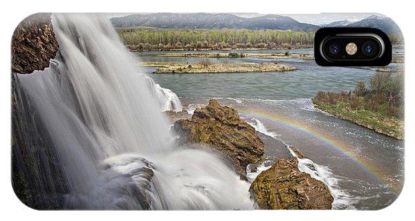 Fall Creek Falls IPhone Case