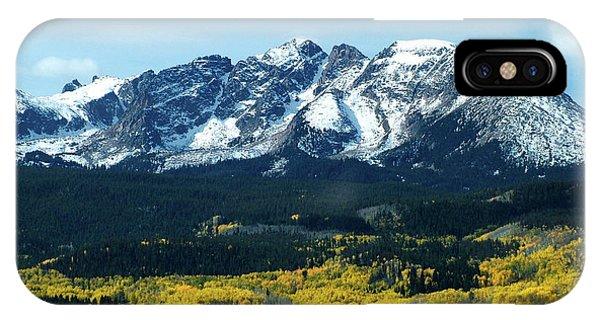 Fall In Colorado IPhone Case