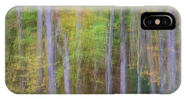 Fall In Motion Phone Case by Jennifer Ludlum