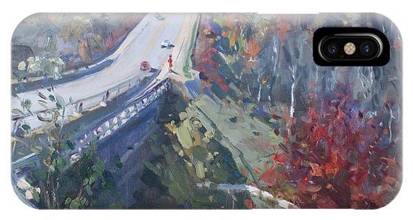 Georgetown iPhone Case - Fall In Silver Creek Georgetown  by Ylli Haruni