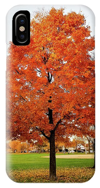 Fall Is Coming IPhone Case