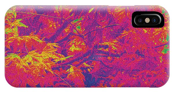 Fall Leaves #14 IPhone Case