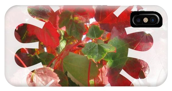 Fall Leaves #9 IPhone Case