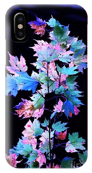 Fall Leaves1 IPhone Case