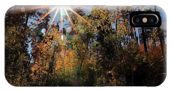 Fall Mt. Lemmon 2017 IPhone Case