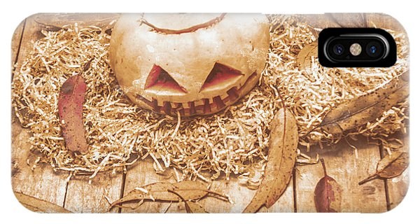 Change iPhone Case - Fall Of Halloween by Jorgo Photography - Wall Art Gallery