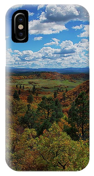IPhone Case featuring the photograph Fall On Four Mile Road by Jason Coward