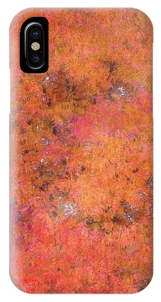 Fall Tree Tapestry IPhone Case
