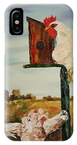 Fallen Egg 21 IPhone Case