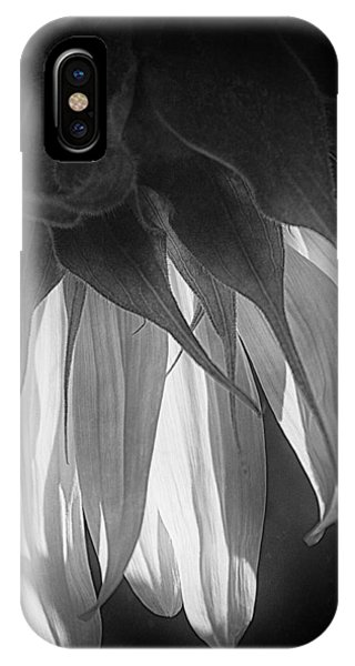 Falling Monochrome  IPhone Case