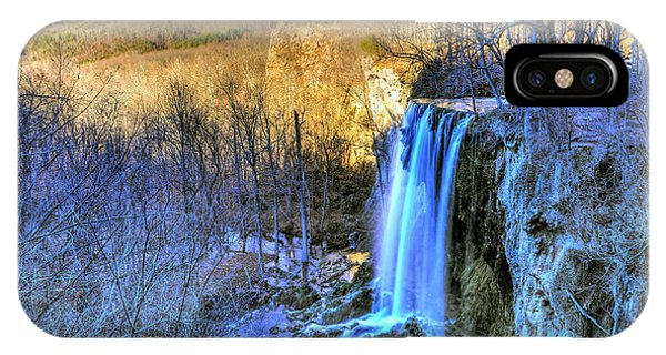 Falling Spring Falls IPhone Case