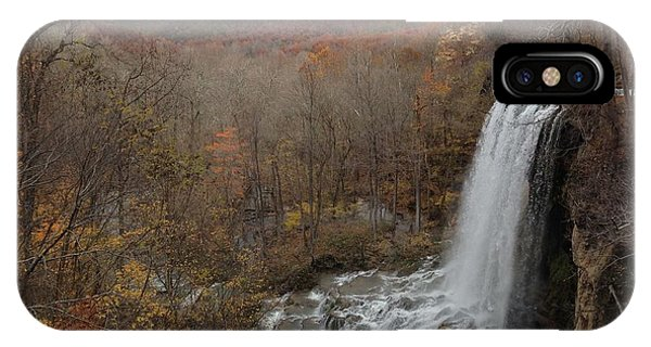 Falling Spring Falls, Va IPhone Case