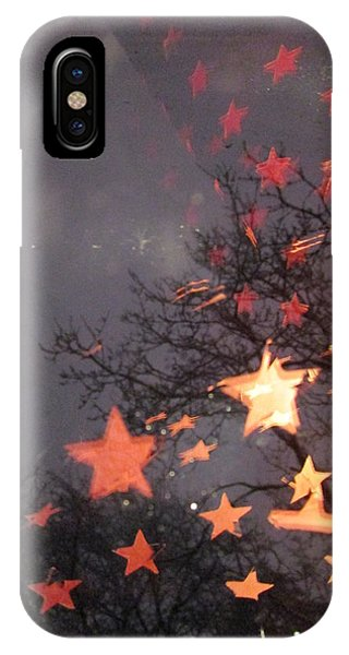 Falling Stars And I Wish.... IPhone Case