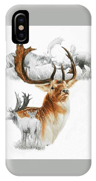 Fallow Deer IPhone Case