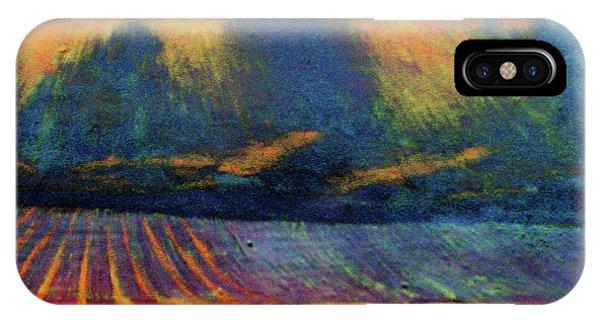 Fallow Field 2 IPhone Case