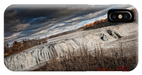 Falls Power IPhone Case