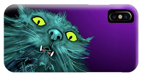 Fang Dizzycat IPhone Case