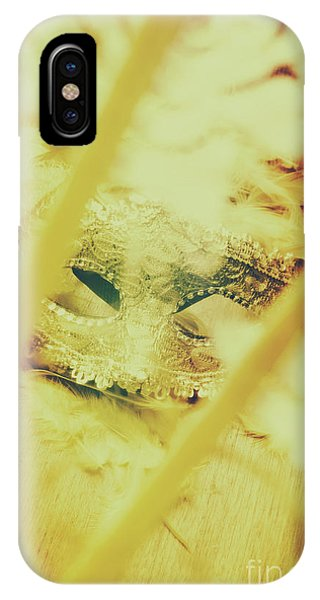 Shrouds iPhone Case - Fanning The Drama by Jorgo Photography - Wall Art Gallery