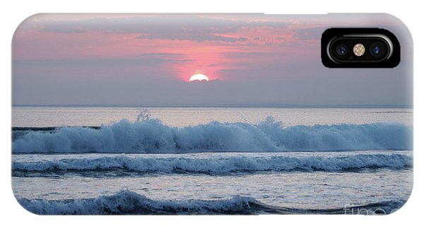 Fanore Sunset 1 IPhone Case