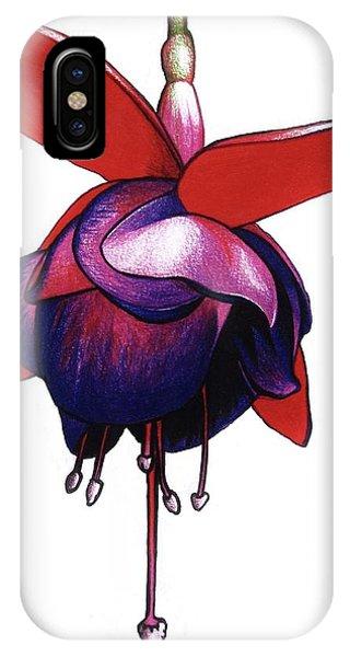 Fantastic Fuchsia IPhone Case