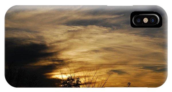 Fantastic Sunet IPhone Case