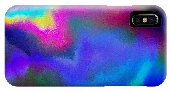 Summer Lights IPhone Case
