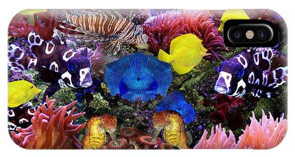Fantasy Aquarium IPhone Case