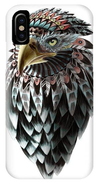 Fantasy Eagle IPhone Case