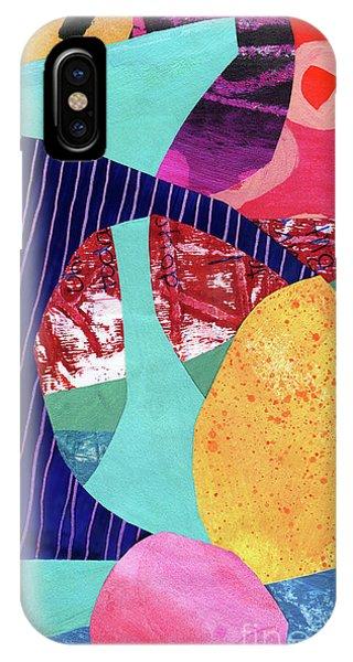 Violet iPhone Case - Fantasy by Elena Nosyreva