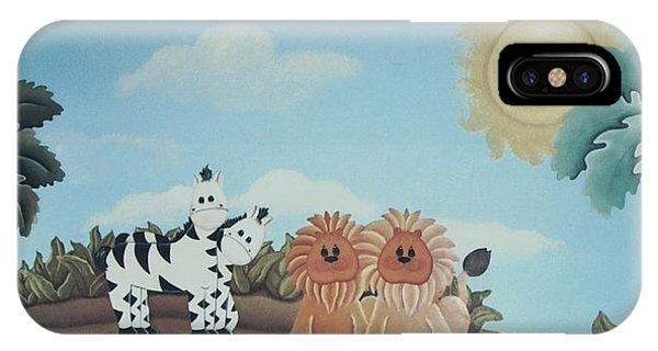 Fantasy Land IPhone Case