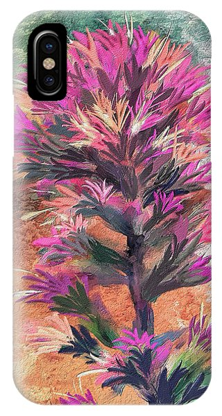 Fantasy Paintbrush IPhone Case