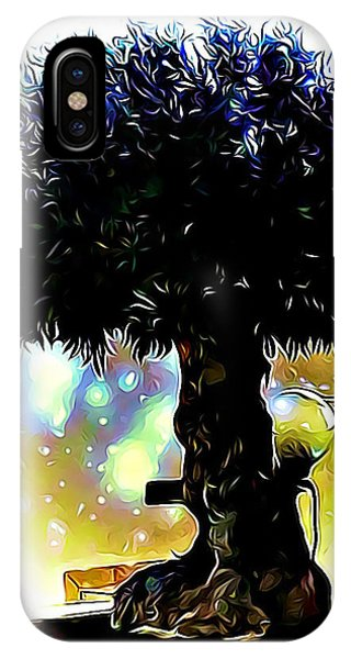 Fantasy World IPhone Case