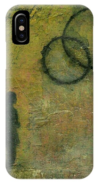 Simple iPhone Case - Far Away by Natalie Ricker
